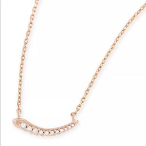 Kendra Scott Whitlee Necklace in Rose Gold Plated